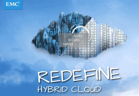 EMC Hybrid Cloud Solutions